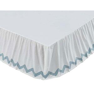 Laguna Marshmallow Twin Bed Skirt