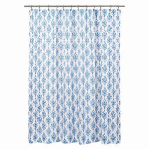 Laguna Marshmallow 72 x 72-Inch Shower Curtain