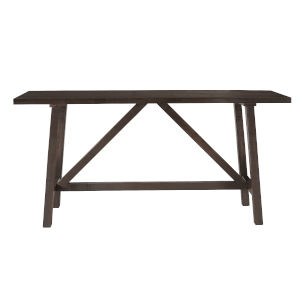 Farmhouse Dark Pine Console