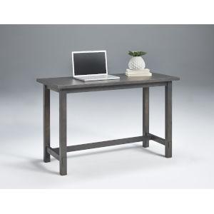 Mesa Distressed Gray Desk
