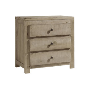 Wheaton Natural 27-Inch Nightstand