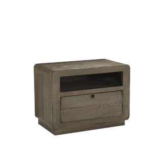 Bliss Mocha 30-Inch Nightstand
