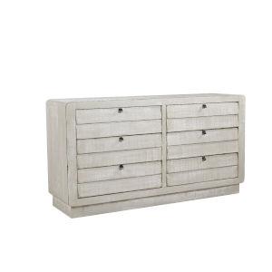 Bliss Gray Chalk Drawer Dresser