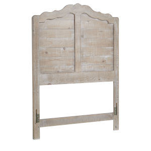 Chatsworth Chalk Twin Headboard