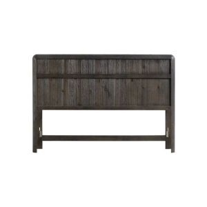 Oakley Distressed Java Brown King Panel Headboard