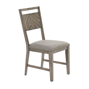 Ellington Smokey Oak Dining Chair, Set of 2