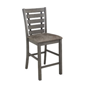 Fiji Harbor Gray Counter Height Chair, Set of 2
