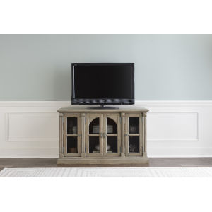 Townsend Greige 54-Inch Entertainment Console