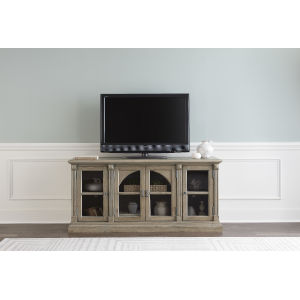 Townsend Greige 64-Inch Entertainment Console