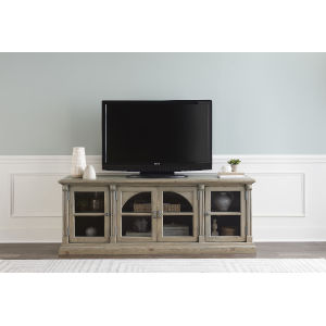 Townsend Greige 74-Inch Entertainment Console