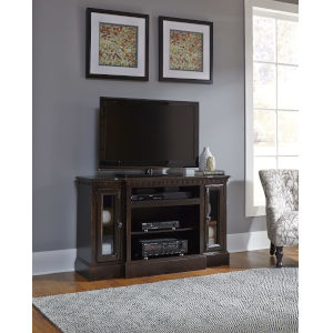 Andover Court Tobacco 54-Inch Entertainment Console