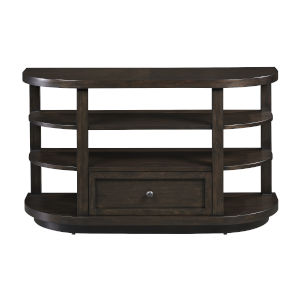 Grove Park Chocolate Mahogany Console Table