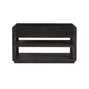 Allure II Cerused Ebony Console Table