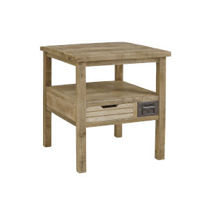 Passport Ombre 22-Inch Side Table