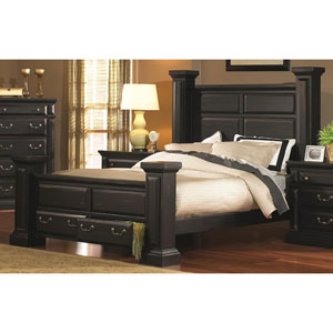 Torreon Queen Complete Bed