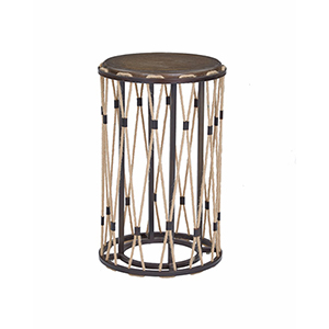 Nelly Chairside Table