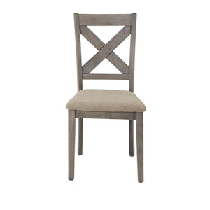 Saxton Mystic Gray Dining Chairs