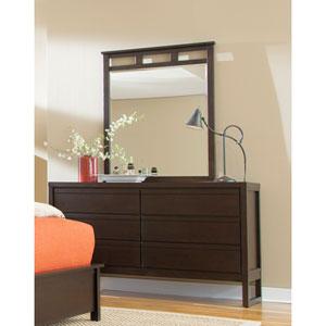 Athena Drawer Dresser and Mirror