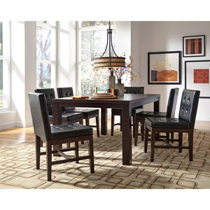 Athena Dining Upholstered Chairs, Set of 2