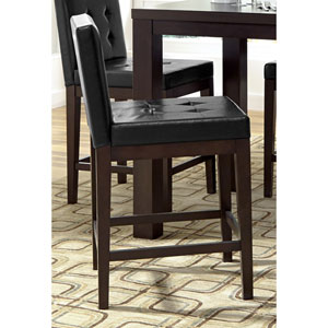Athena Upholstered Dining Chairs, Set of 2