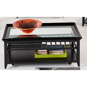 Sandpiper Castered Rectangle Cocktail Table