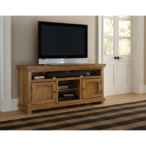 Willow Distressed Pine 64-Inch Console