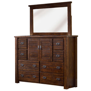 Trestlewood Mesquite Pine Dresser
