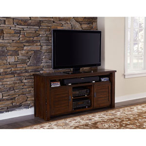 Trestlewood Mesquite Pine 64-Inch Console