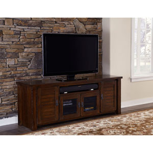 Trestlewood Mesquite Pine 74-Inch Console