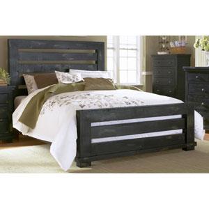 Willow Queen Slat Complete Bed