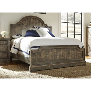 Meadow King Panel Complete Bed
