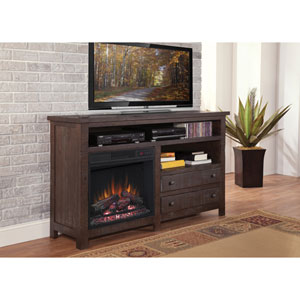 Tahoe 60 Inch Console/Fireplace