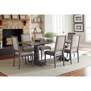 Muses Rectangle Dining Complete Table