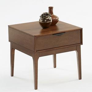 Mid-Mod End Table
