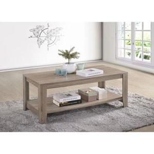 Barry Dark Taupe Cocktail Table