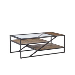 Galaway Fir Rectangular Cocktail Table