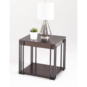 Citation Square Lamp Table