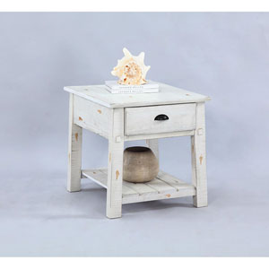 Willow Rectangular End Table