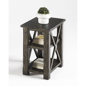 Crossroads Chairside Table
