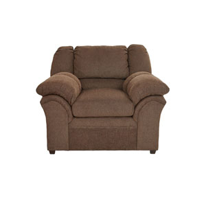 Big Ben Chocolate Chenille Chair