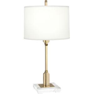 Empire Modern Brass One-Light Accent Lamp