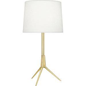 Martin Modern Brass 28-Inch One-Light Table Lamp
