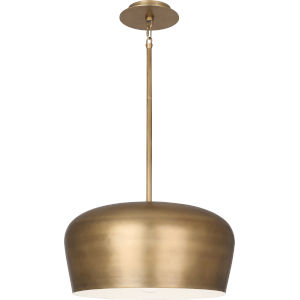 Rico Espinet Bumper Warm Brass One-Light Pendant