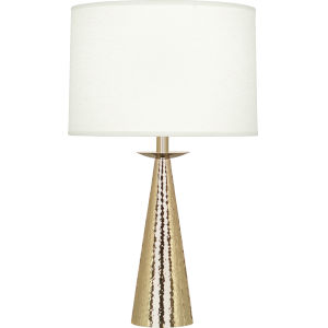 Dal Modern Brass 23-Inch One-Light Table Lamp