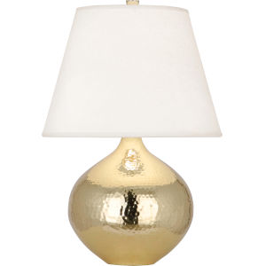 Dal Modern Brass 19-Inch One-Light Table Lamp