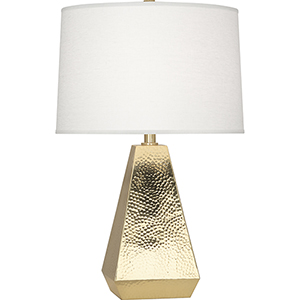 Dal Modern Brass 25-Inch One-Light Table Lamp