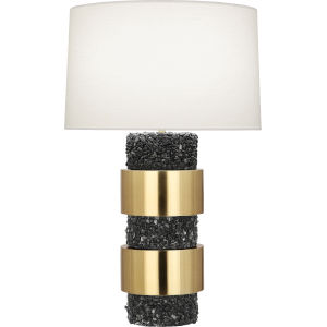 Betty Modern Brass One-Light Table Lamp