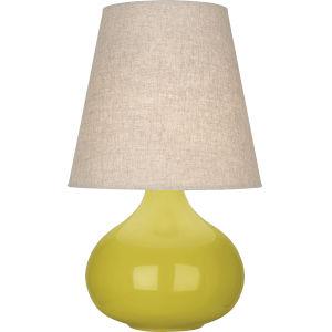 June Citron Glazed One-Light Accent Lamp