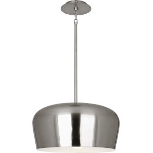 Rico Espinet Bumper Dark Antique Nickel One-Light Pendant