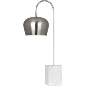 Rico Espinet Bumper Dark Antique Nickel One-Light Table Lamp